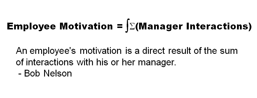 an employee 39 s motivation is a direct res by bob nelson